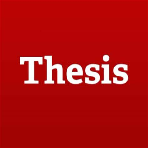 Introduction about website thesis